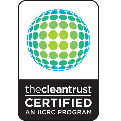 Get Clean and Dry is IICRC certified
