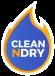Clean N Dry Orlando Florida Logo