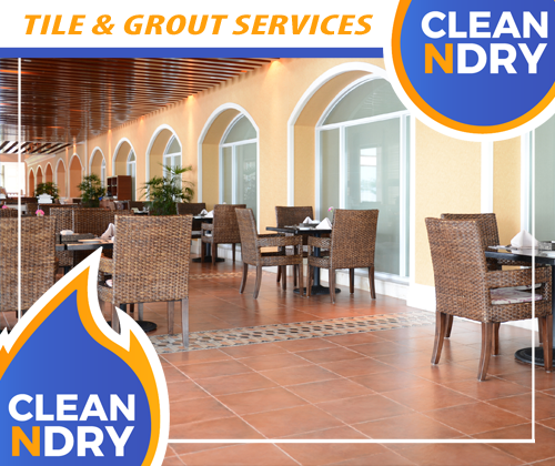 CLEAN N DRY TILE GROUT SERVICES