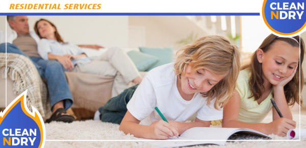 Residential Carpet Cleaning and Emergency Restoration Services Orlando Florida