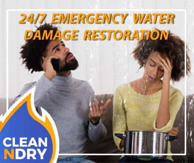 Water Damage, Water Cleanup, Water Restoration Orlando